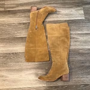 Marc Fisher Wide Calf Over The Knee Boot